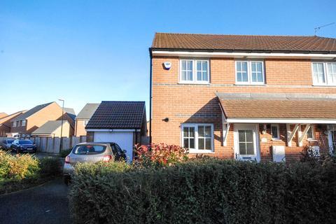 3 bedroom semi-detached house for sale - Bedeswell Close, Hebburn