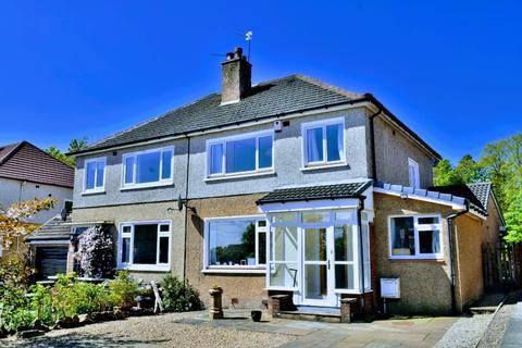3 bedroom semi-detached house to rent - Roselea Drive, Milngavie, East Dunbartonshire, G62 8HE