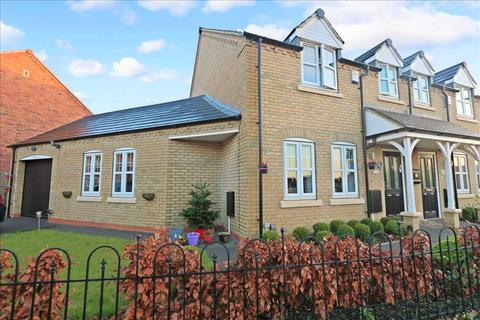 3 bedroom semi-detached house for sale - Rutland Avenue, Waddington, Waddington, Lincoln