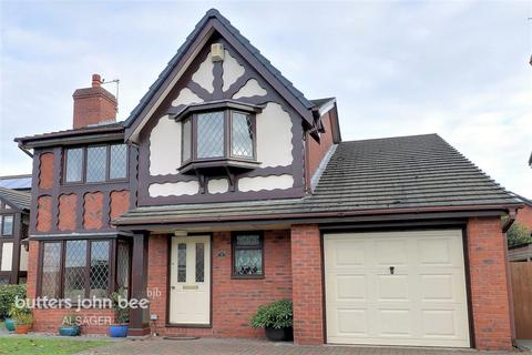 4 bedroom detached house for sale - Yew Tree Court, Alsager