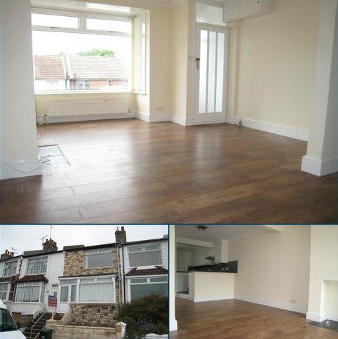 2 bedroom terraced house to rent - Kimberley Road, Brighton BN2