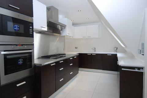 3 bedroom terraced house to rent - Bickenhall Mansions, Bickenhall Street, Marylebone, London, W1U