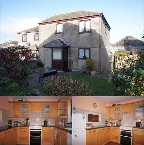 3 bedroom semi-detached house for sale - South Place Gardens, St Just TR19