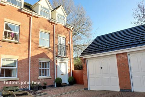 4 bedroom terraced house for sale - Moreton Place, Scholar Green