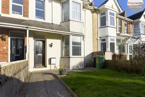 4 bedroom terraced house to rent - Warbro Road, Torquay