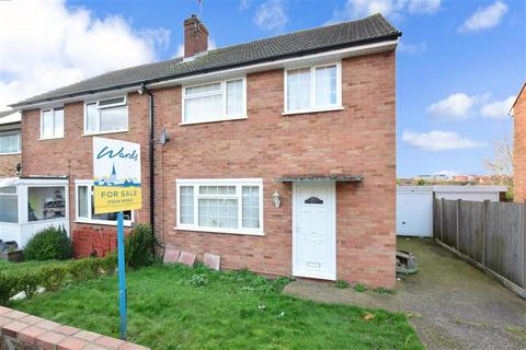 3 bedroom semi-detached house for sale - Quickthorn Crescent, Walderslade, Chatham, Kent