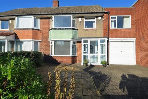 4 bedroom semi-detached house for sale - Burwood Road, North Shields, NE29 8BX