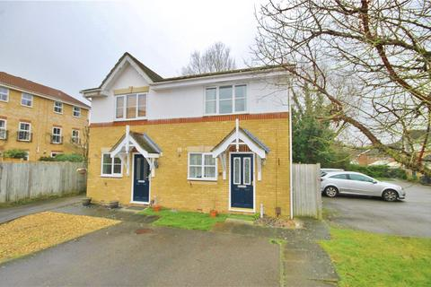 2 bedroom semi-detached house to rent - Gray Place, Ottershaw, Chertsey, Surrey, KT16