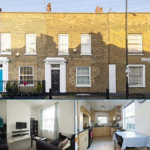 5 bedroom terraced house to rent - Salmon Lane, London, E14