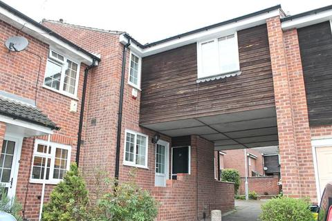 2 bedroom townhouse to rent - 22 Bluecoat Close, NOTTINGHAM NG1 4DP