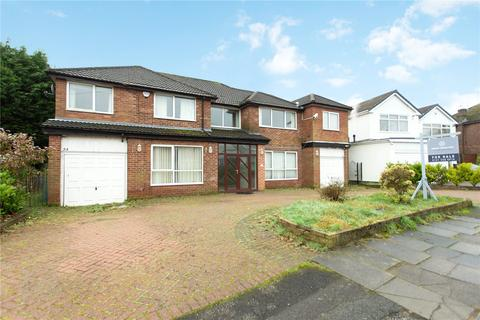 5 bedroom detached house for sale - Ferndale Avenue, Whitefield, Manchester, Greater Manchester, M45