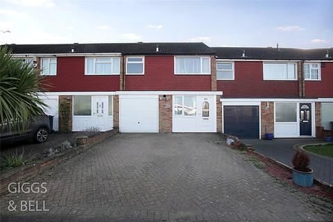 3 bedroom terraced house for sale - Kinross Crescent, Luton, Bedfordshire, LU3