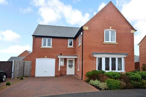 4 bedroom detached house to rent - Alan Turing Road, Loughborough, Leicestershire