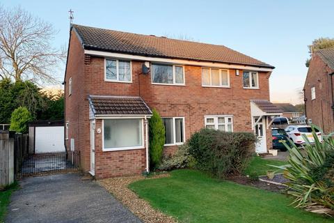 3 bedroom semi-detached house for sale - Kingfisher Close, Beechwood, Runcorn