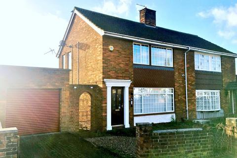 3 bedroom semi-detached house for sale - St. Marys Crescent, Stanwell, TW19