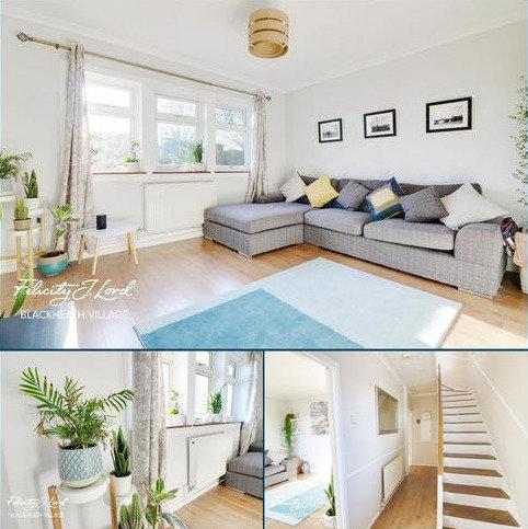 3 bedroom end of terrace house for sale - Kellerway Road, London