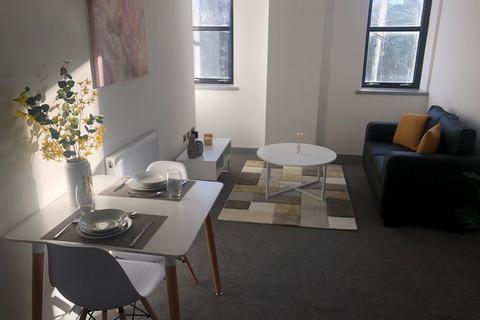 1 bedroom apartment to rent - Heelis Street, Joseph Locke House, Barnsley. S70 1LB