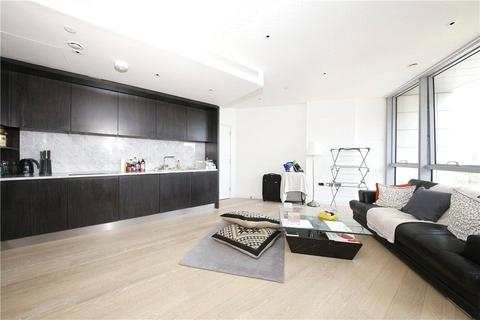 2 bedroom apartment to rent - Charrington Tower, 11 Biscayne Avenue, London, E14