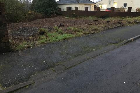 Land for sale - Treharne Road, Caerau, Maesteg