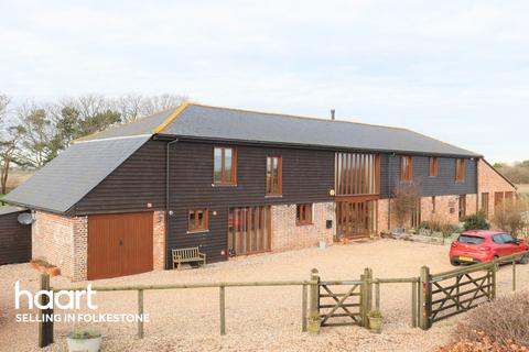 5 bedroom barn conversion for sale - St Mary's Road, New Romney