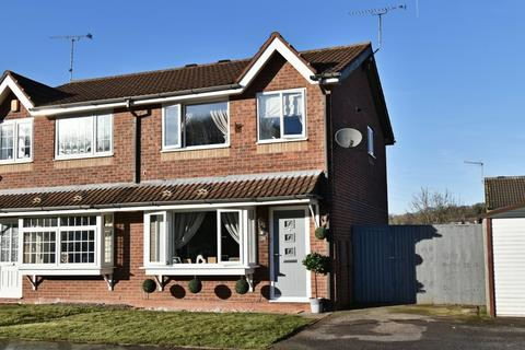 3 bedroom semi-detached house for sale - Redwood Drive, Stapenhill