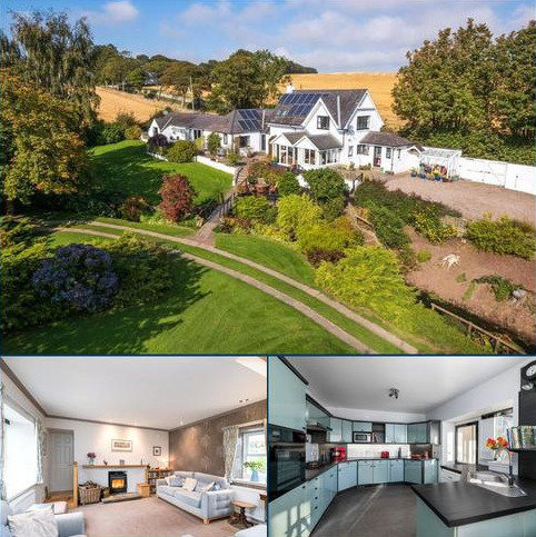 5 bedroom detached house for sale - Denhead House, Fowlis, Dundee, Angus, DD2
