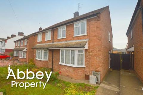 3 bedroom semi-detached house to rent - Bradley Road | L&D Area |LU4 8SL