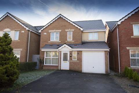 4 bedroom detached house to rent - Milestone Close, Birchgrove