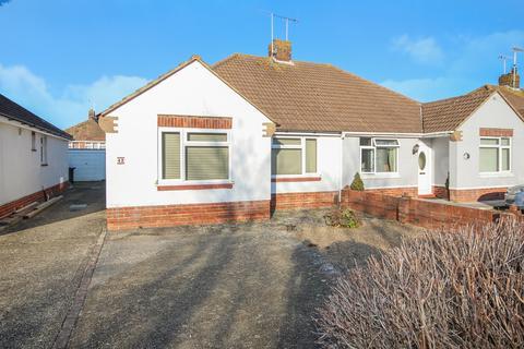 2 bedroom semi-detached bungalow for sale - Terringes Avenue, Worthing, BN13 1JG