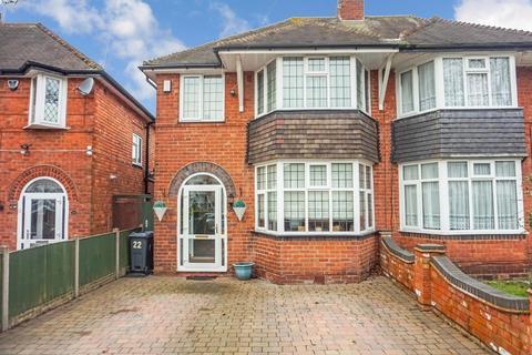 3 bedroom semi-detached house for sale - Roylesden Crescent, Sutton Coldfield