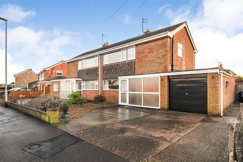 3 bedroom semi-detached house for sale - Sandcliffe Road, Grantham, Lincolnshire, NG31
