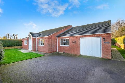 4 bedroom detached bungalow for sale - Low Road, Barrowby, Grantham, Lincolnshire, NG32