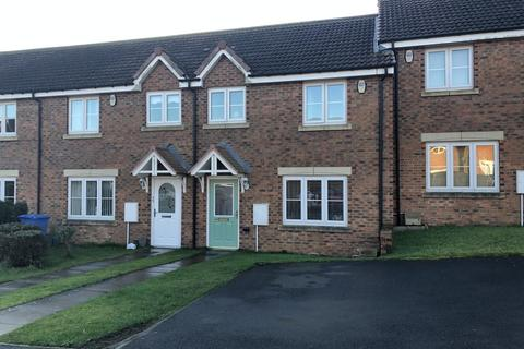 3 bedroom terraced house to rent - Tyelaw Meadows, Shilbottle