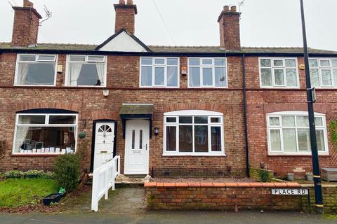 3 bedroom terraced house to rent - Place Road, Altrincham