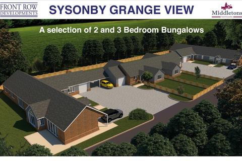 3 bedroom semi-detached bungalow for sale - Sysonby Grange, Asfordby Hill