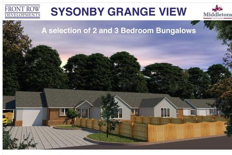 2 bedroom semi-detached bungalow for sale - Sysonby Grange View