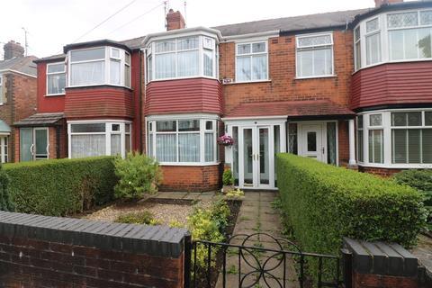 3 bedroom terraced house to rent - Belvedere Road, Hessle, Hull