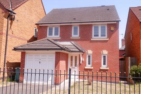 3 bedroom detached house to rent - Oakcliffe Road, Baguely