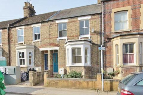 2 bedroom terraced house to rent - Marlborough Road, Grandpont, Oxford, OX1 4LS