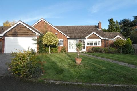3 bedroom detached bungalow for sale - Maddocks Hill, Sutton Coldfield