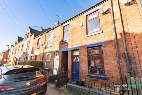 2 bedroom terraced house for sale - Taplin Road, Hillsborough, S6 4JH - Private Rear Garden