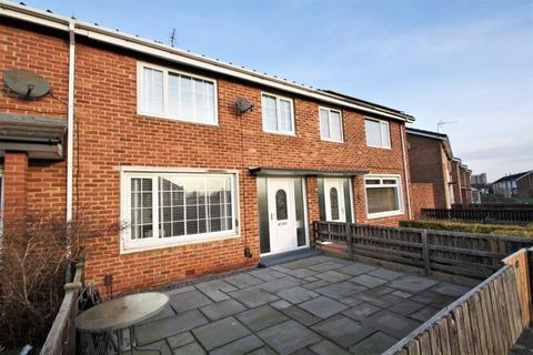 3 bedroom terraced house for sale - Crawcrook Walk, Stockton, TS19 8PU