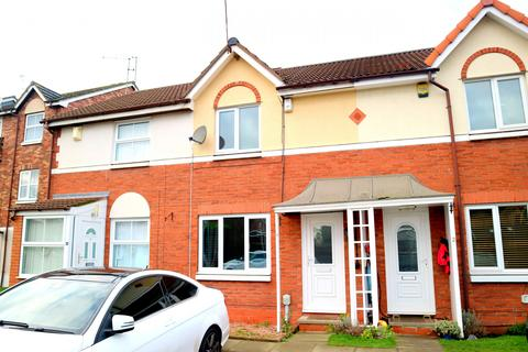 2 bedroom terraced house for sale - Mallyan Close, Howdale Road, Hull, Yorkshire, HU8