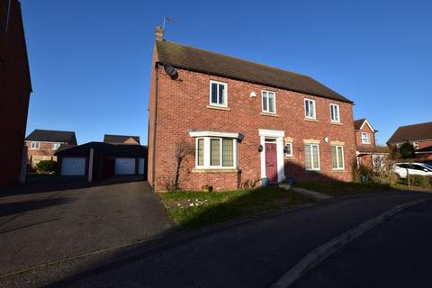 5 bedroom detached house for sale - Northfield Road, Welton, Lincoln