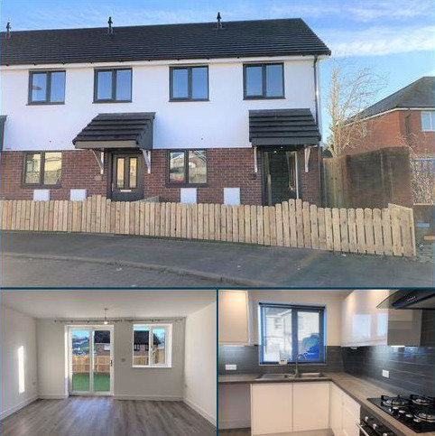 2 bedroom end of terrace house to rent - Vicary Mews, Newton Abbot