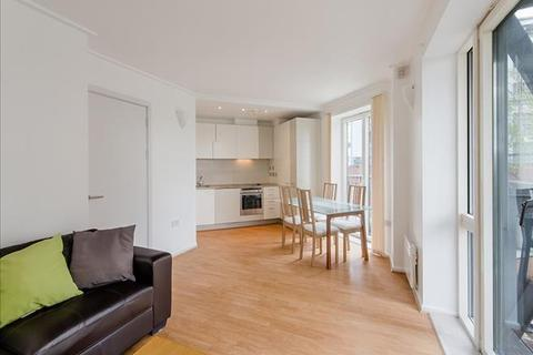 2 bedroom flat to rent - Naxos Building, 1 Hutching Street, Canary Wharf, South Quay, London, E14 8JR