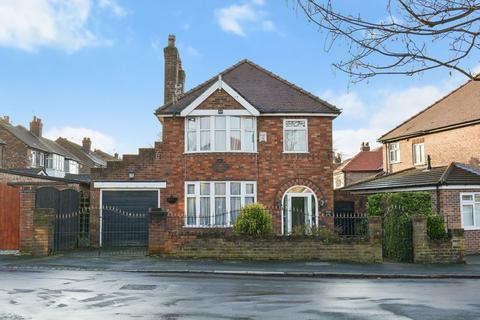 3 bedroom detached house for sale - Hill Top Road, Stockton Heath, Warrington