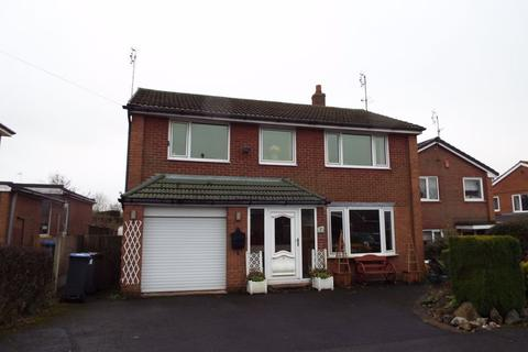 5 bedroom detached house for sale - 7 Conway Grove, Stoke-On-Trent