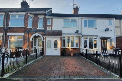 2 bedroom terraced house for sale - Roslyn Road, Hull