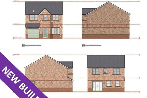 4 bedroom detached house for sale - Plot 1 off The Gravel, Mere Brow, Preston